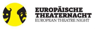 Europäische Theaternacht Logo